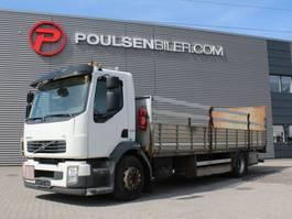 platform vrachtwagen Volvo FL 280 Gas-Transport 2008