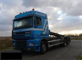containersysteem vrachtwagen DAF AS48XS.430 XF 2002