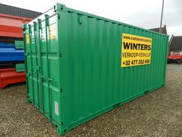overige containers Winters 20ft Dry box