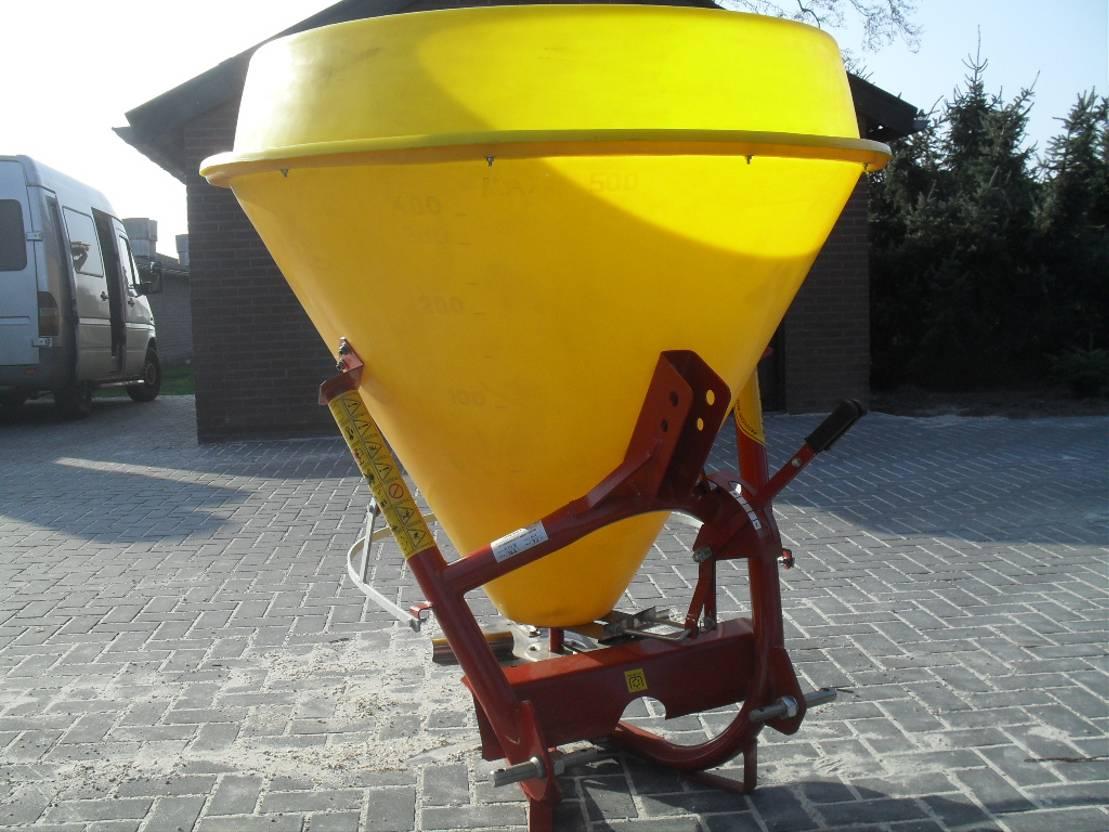 kunstmeststrooier Diversen Jar-Met 650 liter