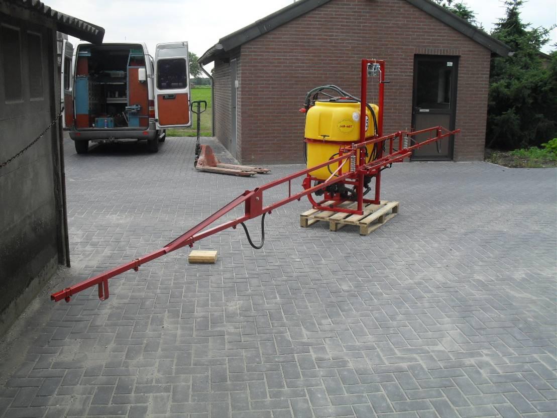 landbouwspuitwagens Diversen Jar-Met Jar-Met Veldspuit 400 liter 10 meter bomen (Nieuw)