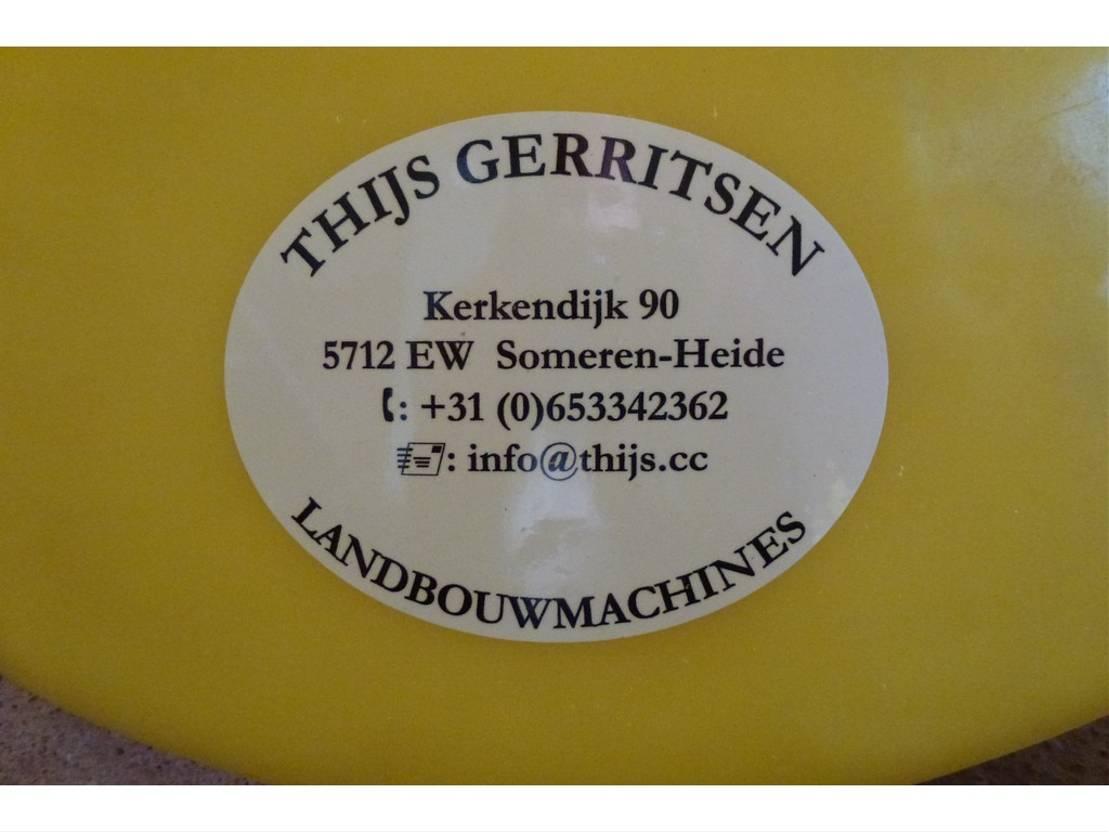 kunstmeststrooier Diversen Jar-Met Jar-Met Kunstmeststrooier 400 liter (Nieuw)