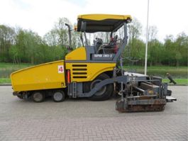 asfalteermachine wielen Vogele Super 1803-2 ErgoPlus 2007