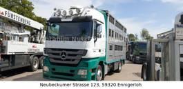 paardenvrachtwagen Mercedes-Benz 1848 MP 3KABA 3 Stock, Retarder,Standklima