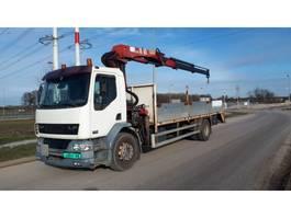 kraanwagen DAF lf55.220 + HMF 1683 k2 kraan 2001