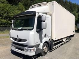 koelwagen vrachtwagen Renault 220 DXi Midlum ** Mitsubishi TDJ 430 / LBW ** 2007