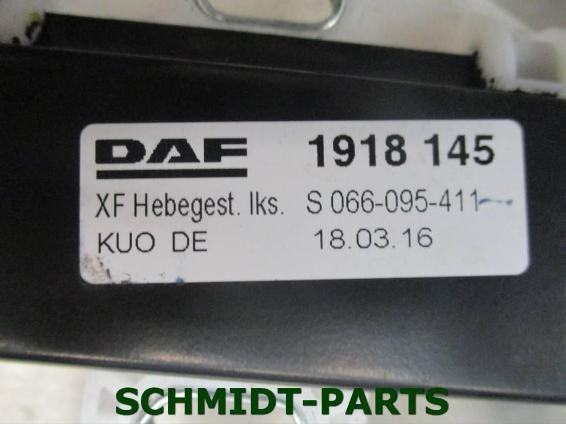 Elektrisch raammechaniek vrachtwagen onderdeel DAF 1918145 Raammechaniek 2012