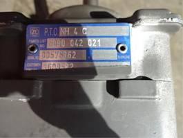 Hydraulisch systeem vrachtwagen onderdeel ZF Kipphydraulik Pumpe NH4C