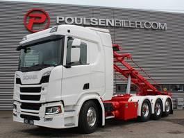 containersysteem vrachtwagen Scania R500 8x4*4 2019