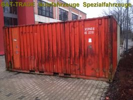 dry standaard zeecontainer Seecontainer Container 20 ft - Fuss- 6m Lagerraum