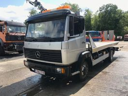 takelwagen-bergingswagen-vrachtwagen Mercedes-Benz 914 4X2 in very good working condition 1996
