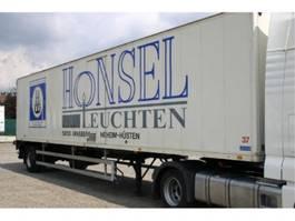 overige vrachtwagen aanhangers ACKERMAN 1-Achs Kofferauflieger Möbelkoffer 1994