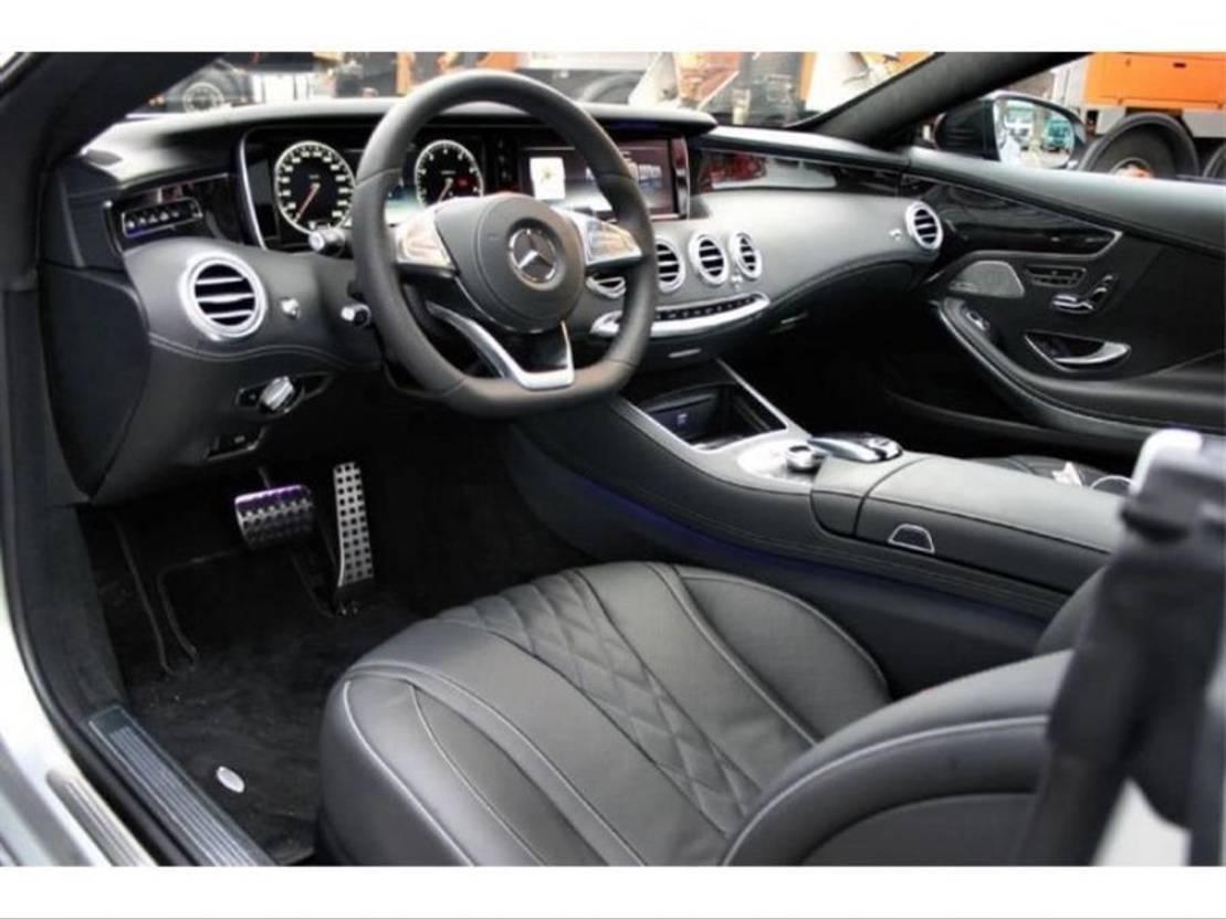 voiture coupé Mercedes Benz S-Klasse S-Klasse 63 AMG Coupe 4-Matic +Night Paket LED 2015 2015