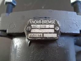 Overig vrachtwagen onderdeel DIV KNORR-BREMSE TRAILER CONTROL VALVE
