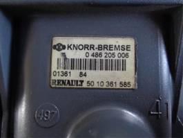 Overig vrachtwagen onderdeel DIV KNORR-BREMSE EBS TRAILER CONTROL MODULE