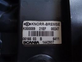 Overig vrachtwagen onderdeel Scania KNORR-BREMSE EBS TRAILER CONTROL MODULE