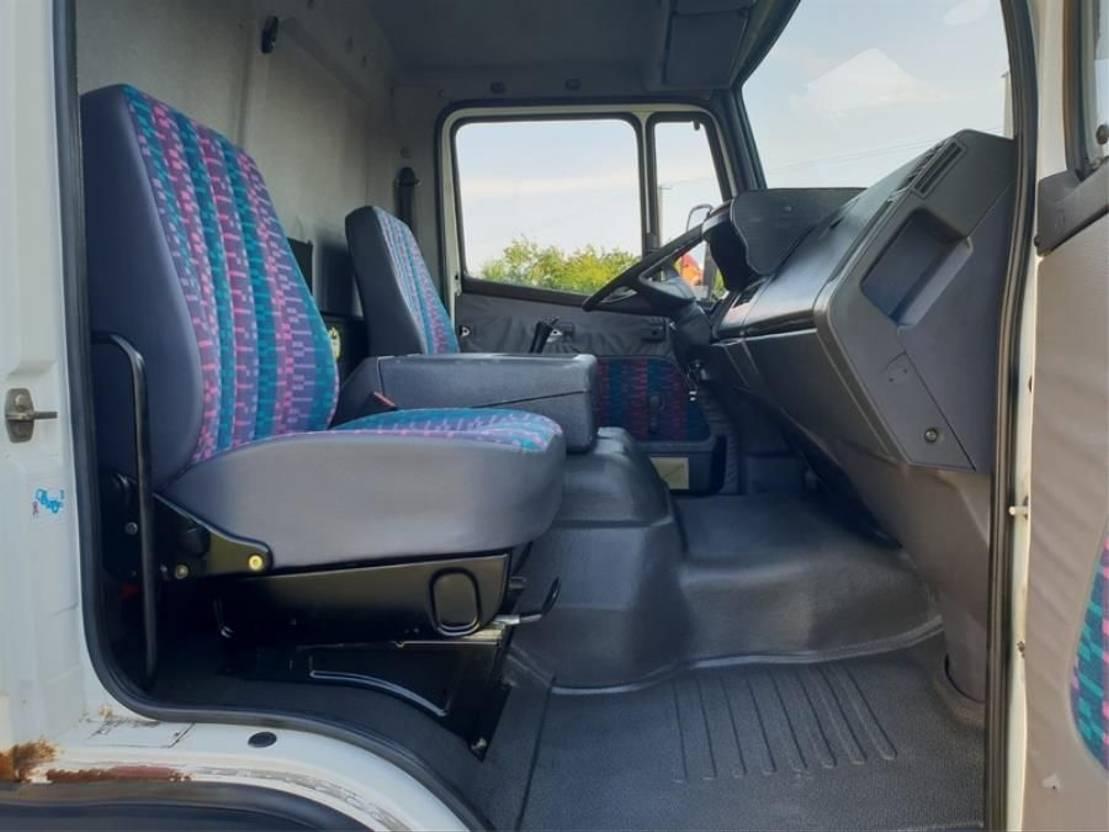chassis cabine vrachtwagen Diversen 1317 Exportamos a Paraguay 1997