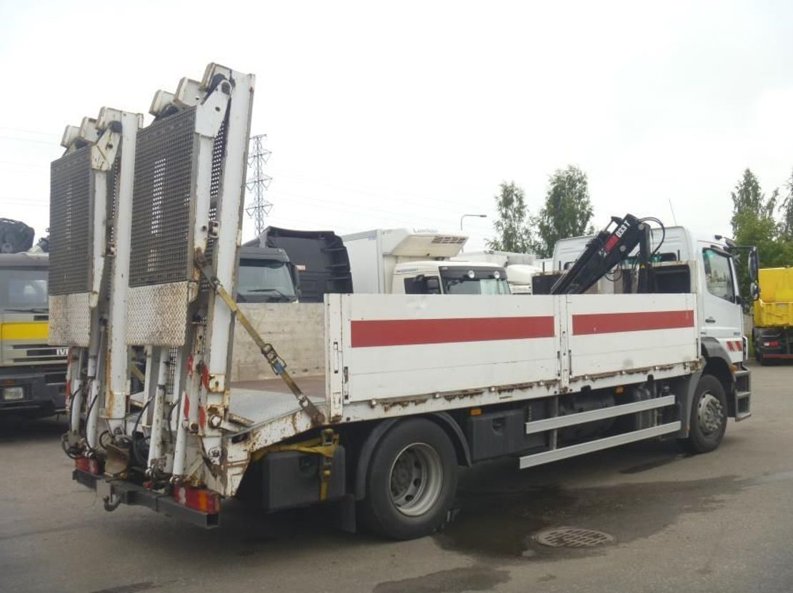 autotransporter vrachtwagen Diversen AXOR 1833 4X2 2007