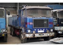 bakwagen vrachtwagen Volvo F88 1974