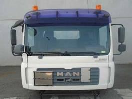 cabine - cabinedeel vrachtwagen onderdeel MAN TGA 2007