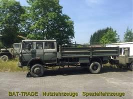 Overig vrachtwagen onderdeel Iveco Doppelkabine 110-17AW Bundeswehr selten Allrad - Fahrgestell / nur Teile !! 1990