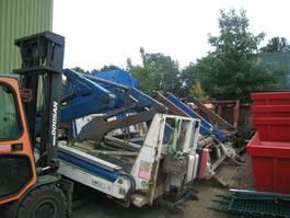 containersysteem vrachtwagen Nooteboom nooteboom/hyva