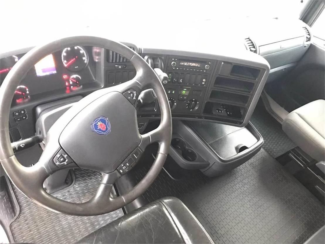 koelwagen vrachtwagen Scania R480 6x2 2012