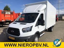bakwagen vrachtwagen Ford transit bakwagen laadklep airco 91000km 2017