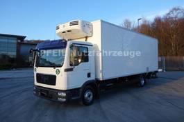 koelwagen vrachtwagen MAN TGL 12.250 Kühlkoffer-LBW-Thermo King -8 Gang 2009