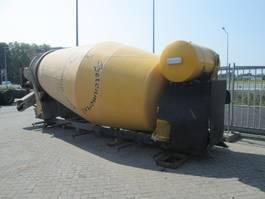 betonmixer vrachtwagen Mulder 10m3