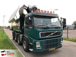 kipper vrachtwagen > 7.5 t Terberg FM 1850 -T 8x4 euro 5 kipper met Z-kraan 2010
