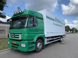 bakwagen vrachtwagen Mercedes-Benz Axor 1824 L euro 5 bj 2010 2010