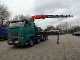 zware last trekker Volvo FH16 540 mit PK53002SH 6x hydraulisch *53TM* 2011