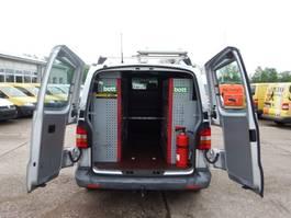 gesloten bestelwagen Volkswagen T5 Transporter 2.5 TDI 4Motion KLIMA - AHK Bott 2007