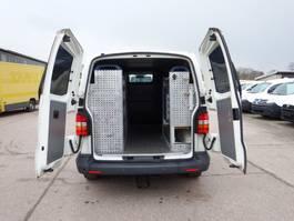 gesloten bestelwagen Volkswagen Transporter T5 lang 2,5l - KLIMA - NAVI Werkstat 2008