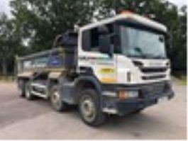 kipper vrachtwagen > 7.5 t Scania P410