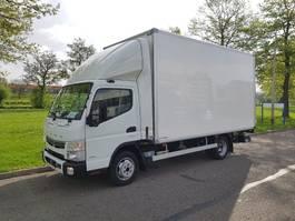 bakwagen vrachtwagen FUSO CANTER 3C15 / AMT /  2350 mm Hoog inwendig ! 2021