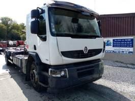 containersysteem vrachtwagen Renault LANDER 410 DXI HAAKSYSTEEM/AMPLIROLL 2009