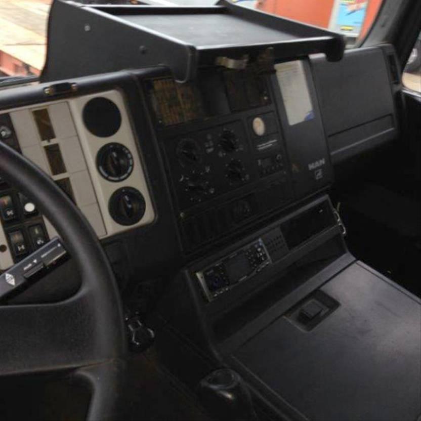 chassis cabine vrachtwagen MAN T39 26.364 6x4 Standheizung/Klima/Sitzhzg./eFH. 1999