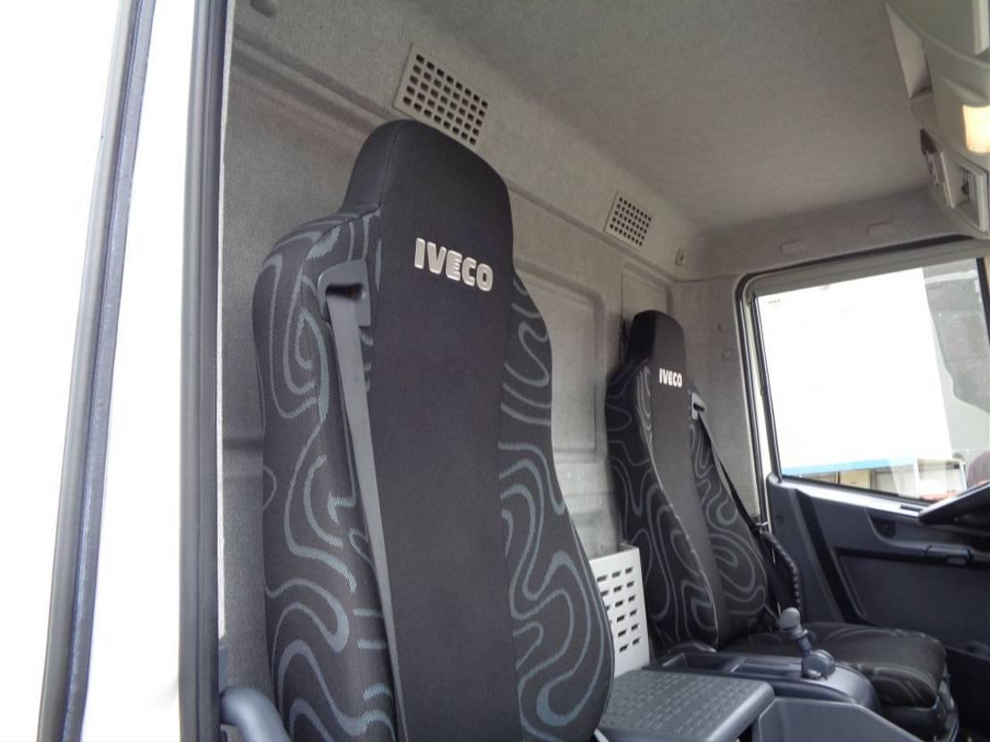 koelwagen vrachtwagen Iveco EuroCargo 75 75E18 + CARRIER + EURO 5 2010