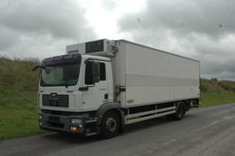 bakwagen vrachtwagen MAN 18.240 TG M.  BL FRIGOBLOCK.