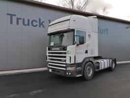 standaard trekker Scania R144 144L 530 - Retarder/Intarder - Manuell - Euro2 2000
