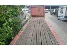 flat rack zeecontainer ABB 40ft flat rack