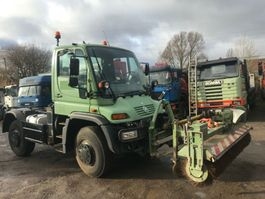 chassis cabine vrachtwagen Unimog 405.400.12.In top Condition.German Truck 2005