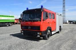 kolkenzuiger vrachtwagen Mercedes Benz 1117 **Feuerwehr**TOP ZUSTAND** 1993