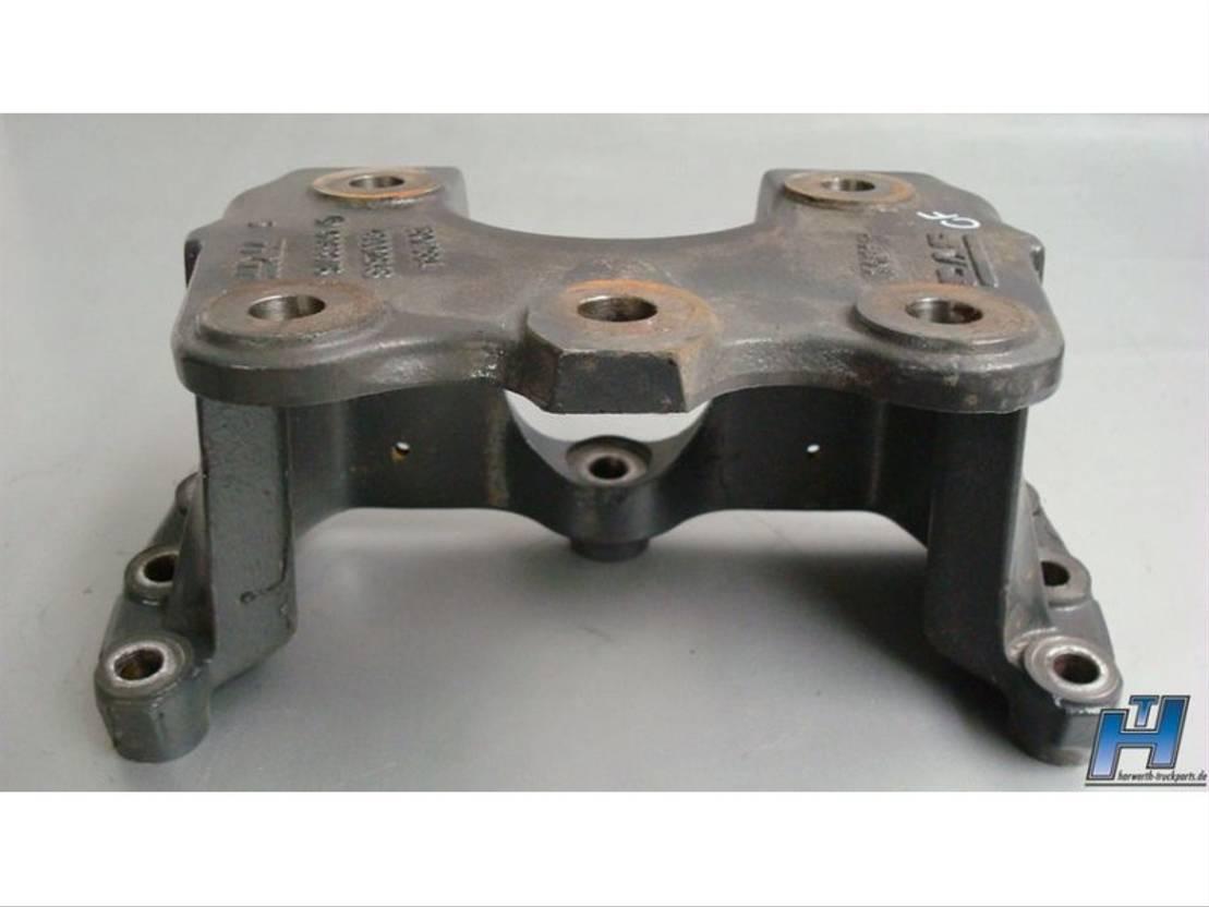 Stuurinrichting vrachtwagen onderdeel DAF Lenkgetriebehalterung 1801384 CF