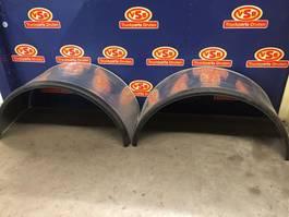 Spatbord vrachtwagen onderdeel Universeel ijzeren spatborden met rubberen rand