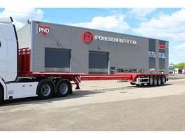 platte oplegger Dennison Trailers extendable 21,25 meter 2020