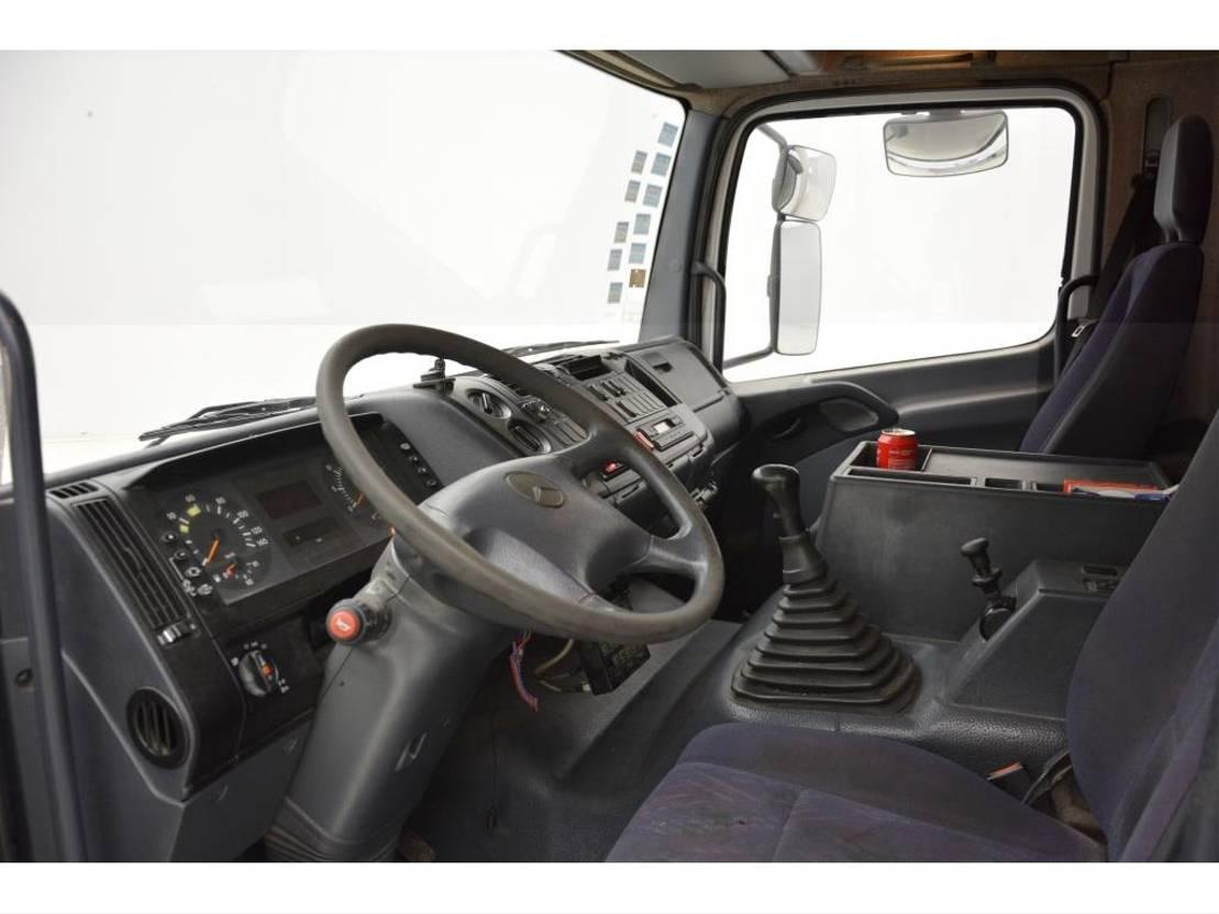 koelwagen vrachtwagen Mercedes-Benz Atego 1823 1823L 2003