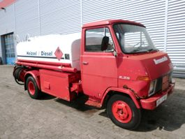 tankwagen vrachtwagen Hanomag F 75/35 Ki 1970